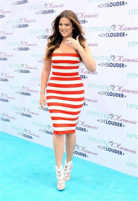 Khloé Kardashian Flaunts Hot New Body: But Is Her Quest ...