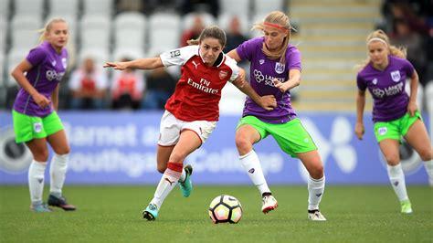 BBC Sport - Women's Super League, 2017/18, Arsenal v ...