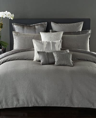 Donna Karan Surface Bedding Collection Bedding Collections Bed & Bath Macy's