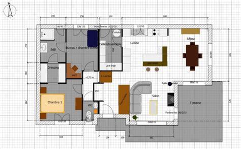 plan maison demi niveau 4 chambres avis plan maison 1 2 niveau de 90 m 11 messages