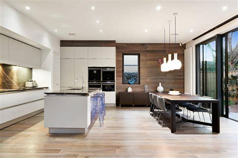 dining room and kitchen combined ideas ideal kitchen dining and living space combination idea from snaidero