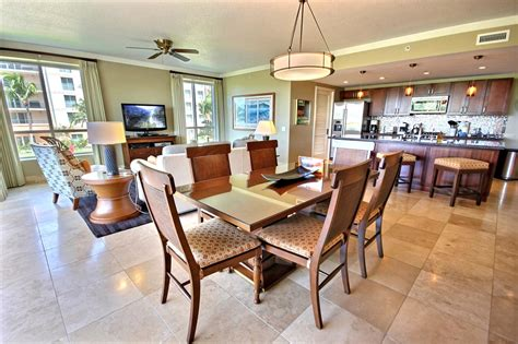 kitchen and dining room open floor plan pictures kbm hawaii
