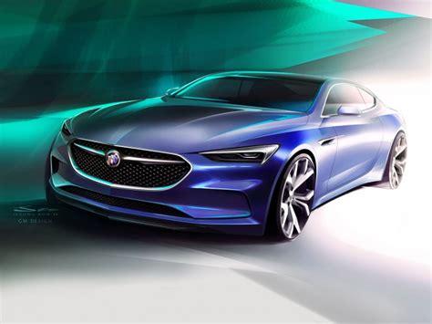 buick avista concept car body design