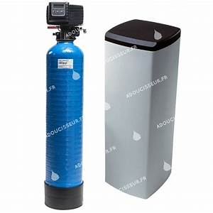Meilleur Adoucisseur D Eau : adoucisseur d 39 eau fleck 5600 sxt bi bloc ~ Premium-room.com Idées de Décoration