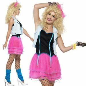 Déguisement Madonna Année 80 : ann es 80 ann e 1980 sauvage fille musique costume d guisement madonna par ebay ~ Melissatoandfro.com Idées de Décoration