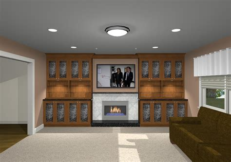 tips  installing  television   fireplace