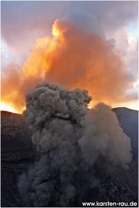 vanuatu photo gallery  karsten rau including volcano