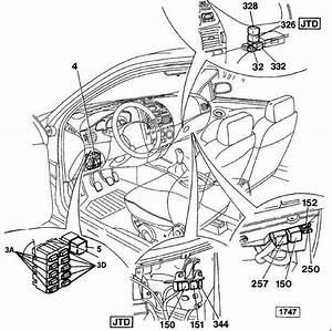 Fiat Marea Fuse Box Diagram  Fiat  Wiring Diagrams Schematic