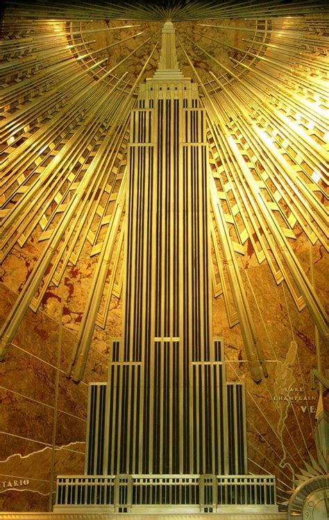 empire state building deco deco on deco posters deco and