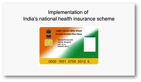 So far, the modi government has not acted much on its promises to improve health care in india. Implementation of India's national health insurance scheme ...