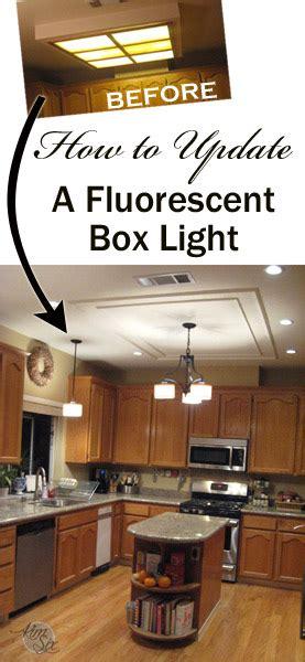 update  fluorescent kitchen box lightjpg