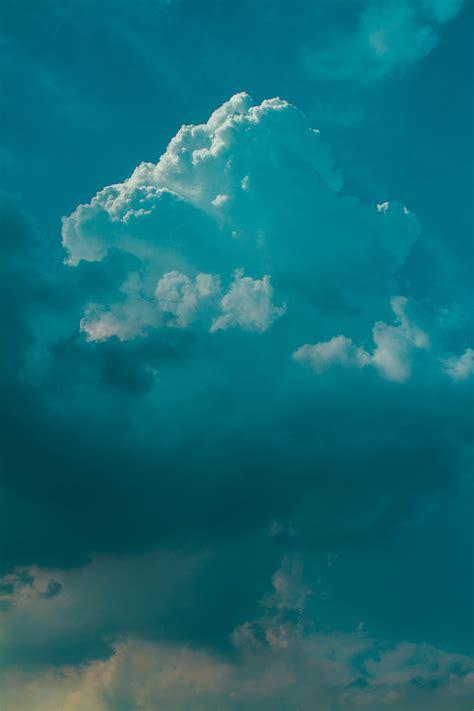 Night clouds moon stuff highhd wallpaper. Clouds, White Cloud iPhone Wallpaper - iDrop News