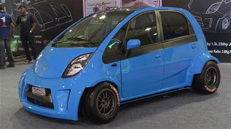 This is a 230bhp Tata Nano | Top Gear