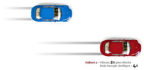 si ge auto s curit routi re formule calcul distance de freinage comp tence c traiter
