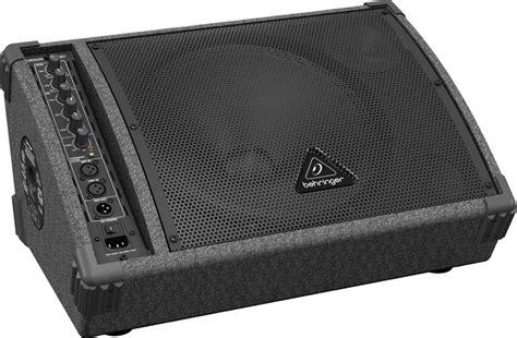behringer eurolive f1220d monitor speaker zzounds