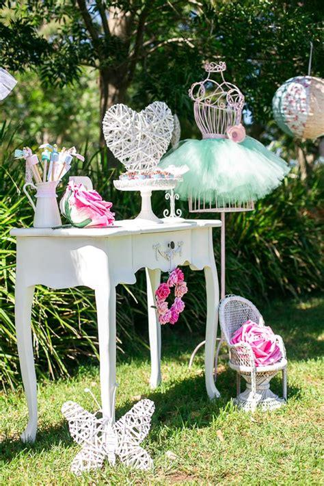 Kara's Party Ideas Ballerina Birthday Party Via Kara's