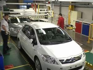 Fiabilité Toyota Auris Hybride : la production de la toyota auris hybride d marre ce mois ci au royaume uni ~ Gottalentnigeria.com Avis de Voitures