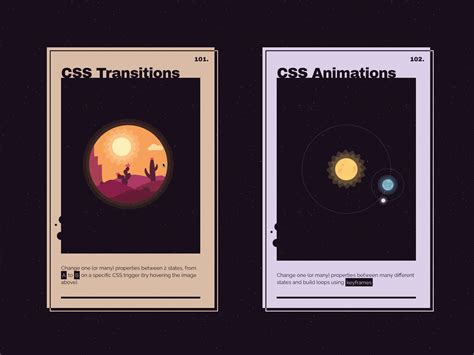 Svgs are text files with a bunch of xml inside. Day and Night: CSS Transitions and animations expla by ...