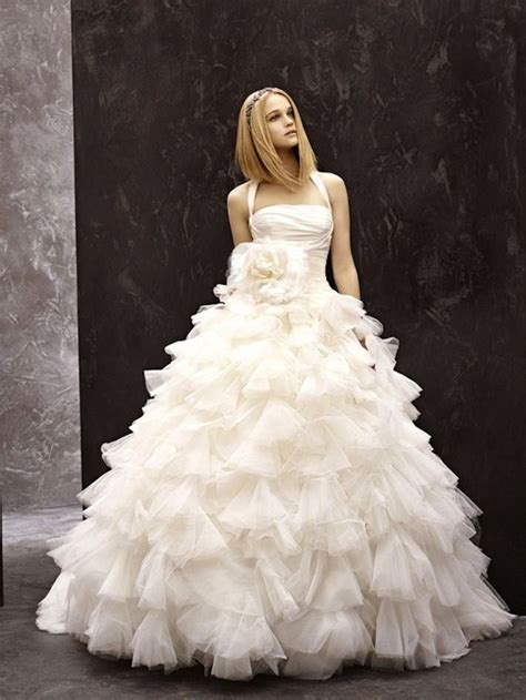 Wedding Dresses Vera Wang Hairstyles And Fashion