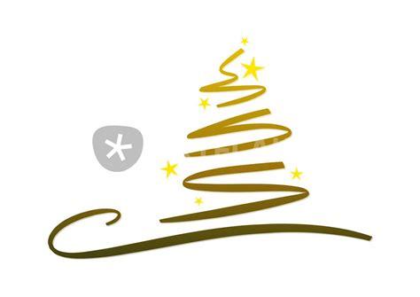 quot abstrakter weihnachtsbaum gold quot grafik illustration als