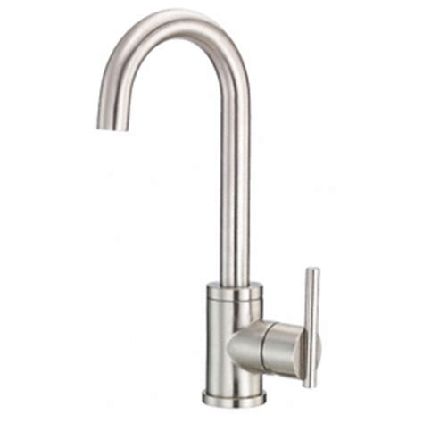 danze parma faucet stainless steel shop danze parma stainless steel 1 handle bar and prep