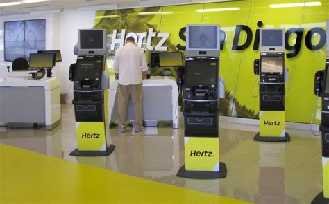 Hertz Attempts To Remake Car-rental Stores With Ipads