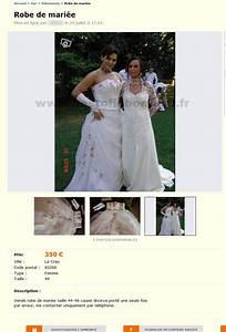 robe de mariee vetements provence alpes cote d39azur With robe de mariée le bon coin