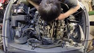Toyota Tundra Knock Sensor Replacement Pt  3