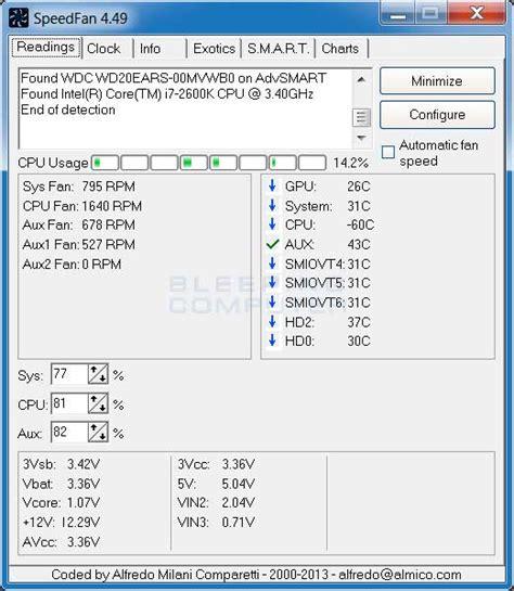 fan speed control software download speedfan