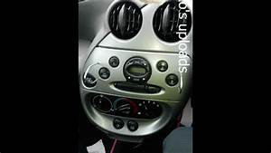 Ford Ka 1998 Onwards Radio Head Unit Removal How To Guide