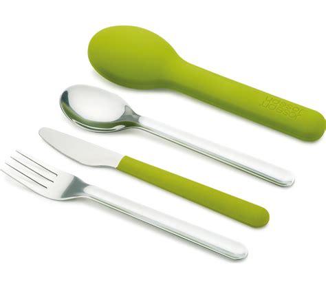 joseph joseph kitchen accessory set buy joseph joseph goeat 81033 compact cutlery set green 7618