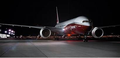 Boeing 777x Airplane Aircraft Wallpaperup Airliner Jet