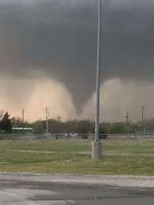 Oklahoma Tornadoes March 30 2016