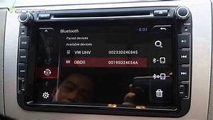 How To Connect The Obd2 To Eonon Android Car Stereo