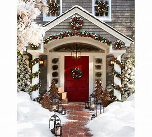 Holiday Front Doors Lamps Plus