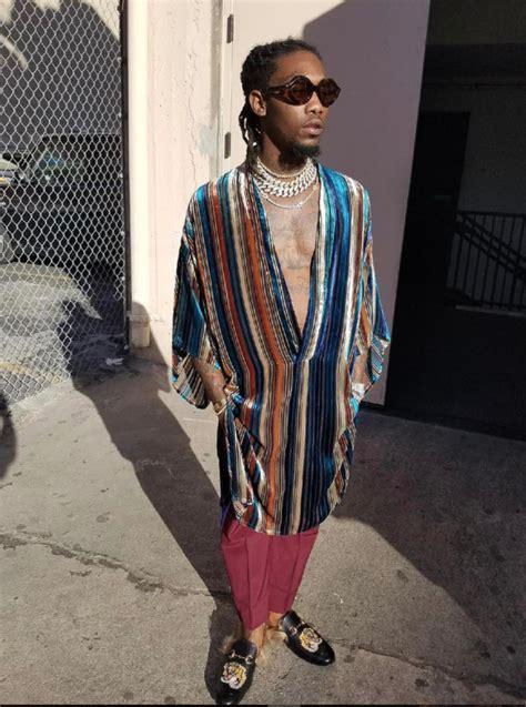 man crush monday mcm migos offset fashion bomb daily