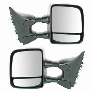 Nissan Titan Tow Mirrors