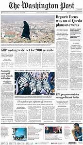 Periódico Washington Post (USA). Periódicos de USA ...