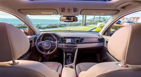 Kia Niro Plug-in Hybrid 2018, Debut En El Auto Show Los