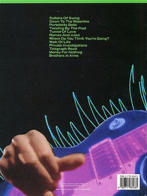 Dire Straits Sultans Of Swing Accordi by Dire Straits Money For Nothing Tablature Spartiti Chitarra
