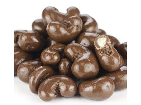 Milk Chocolate Cashews 15lb - Bulk Foods Inc. - 641818