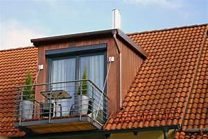 Dachgaube Mit Balkon Kosten : dachgeschossausbau eines reihenmittenhauses in ~ Lizthompson.info Haus und Dekorationen