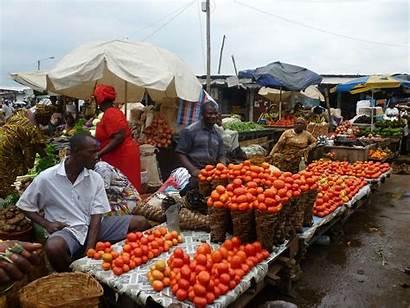 Douala Cameroon Market
