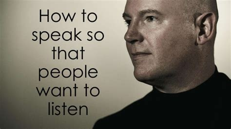 How To Speak So That People Want To Listen  Julian Treasure