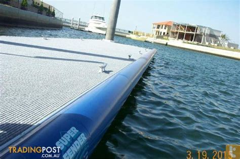 Runaway Bay Pontoon Boats For Sale by Super Fender Pontoon Fendering System Domestic For Sale