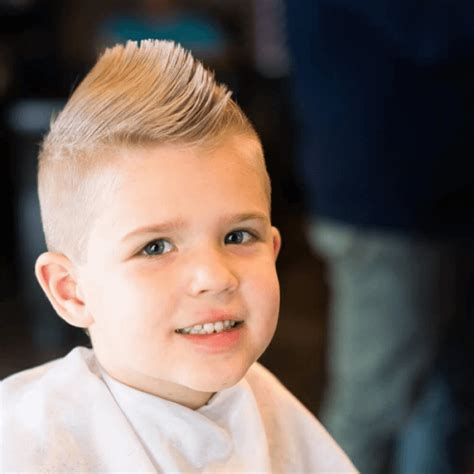 Kid Mohawk Hairstyles by Hairstyles Ideas Trendy And Toddler Boy