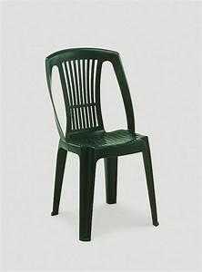 Chaise Jardin Plastique : chaise de jardin plastique nestis ~ Teatrodelosmanantiales.com Idées de Décoration