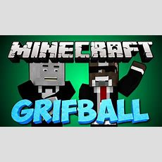 Brand New Minecraft Grifball Minigame Server Youtube