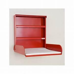 Table A Langer Murale : table langer murale rouge fifi par bybo naturiou ~ Teatrodelosmanantiales.com Idées de Décoration