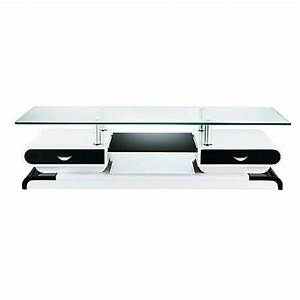 meuble tv monza tele lcd plasma laque noir blanc meuble With table basse de jardin en plastique 5 meuble tv monza tele lcd plasma laque noir meuble tv